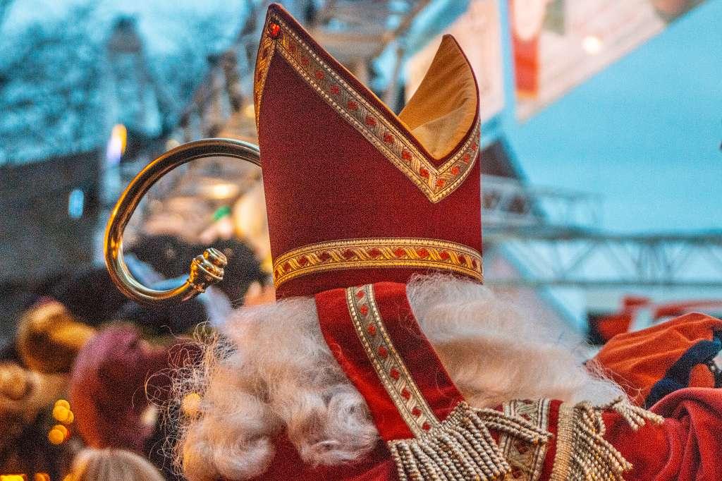 Sinterklass und die Zwarten Pieten bei Ibb on