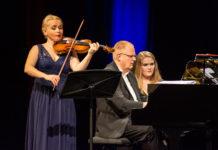 """""""Violins & Voices"""" im Bürgerhaus Ibbenbüren"""