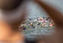 RIESENBECK. Mehr als 700 Sportlerinnen und Sportler, seit 1983, Bestandteil des Sportkalenders Hörstel, zum 37. Mal am Bevergerner Torfmoorsee. Der Riesenbecker Triahlon