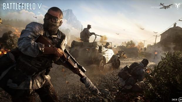 Battlefield 5 kostenlos spielbar